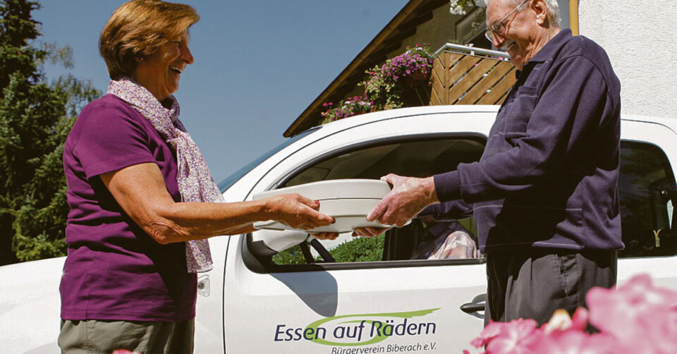 """""""Essen auf Rädern"""": Gemeinschaftsprojekt sucht Helfer"""