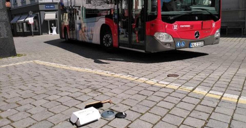 Parksensoren in der Innenstadt in Betrieb genommen