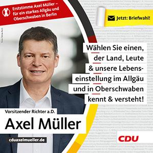 CDU Axel Müller