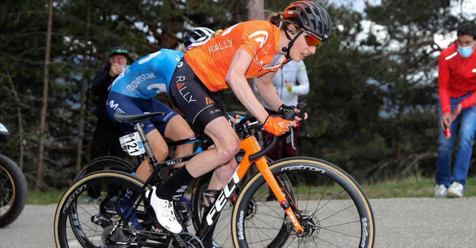 Clara Koppenburg landet im Gesamtklassement auf Rang vier