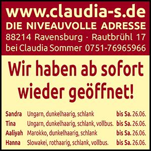 claudia s ravensburg