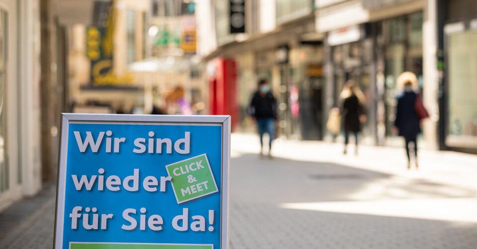 Landkreis Ravensburg: Click&Meet mit negativem Corona-Schnelltest ab Sonntag, 16. Mai wieder möglich