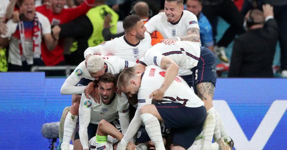 Nach Krimi gegen Dänemark: England folgt Italien ins Finale