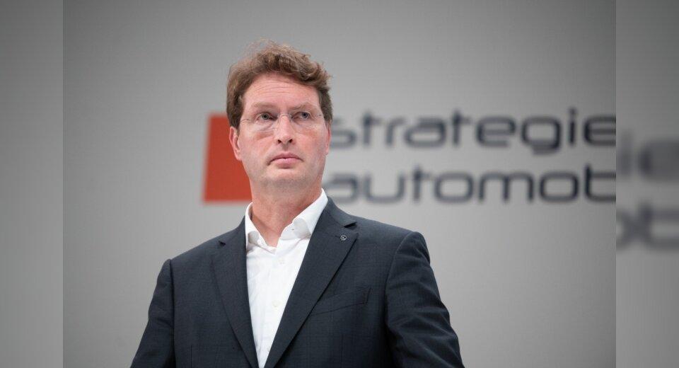 Daimler-Chef erwartet weiteren Gegenwind im Welthandel
