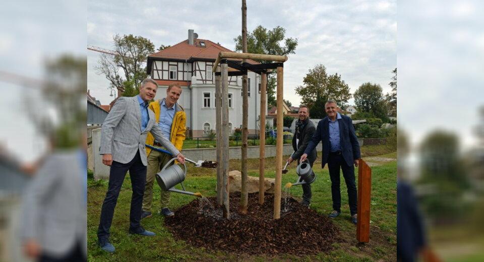 Delitzsch: Erster Bürgermeister besucht Partnerstadt