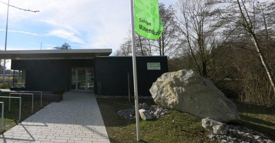 Deutscher Alpenverein Ravensburg plant Erweiterung des Vereinszentrums