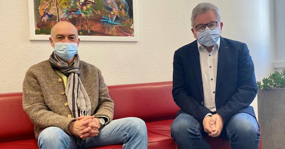 """Guido Wolf MdL im Gespräch mit Kreisärzteschaft: """"Die Terminvergabe für Impfungen nach wie vor zu langsam!"""""""