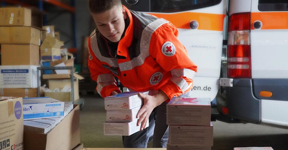 Weltrotkreuztag am 8.Mai: Rotes Kreuz im Kreis Ravensburg fordert mehr Anstrengungen beim Bevölkerungsschutz