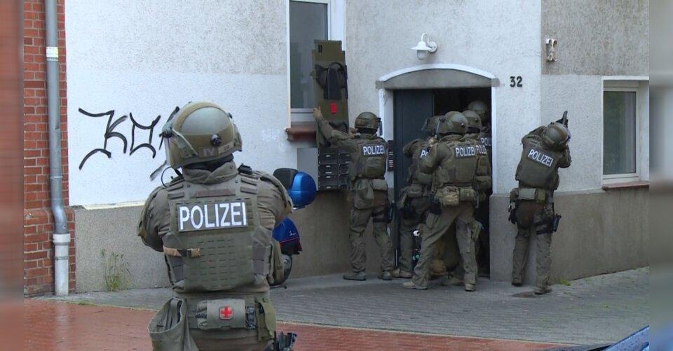 Ein Toter bei Schießerei in Hannover