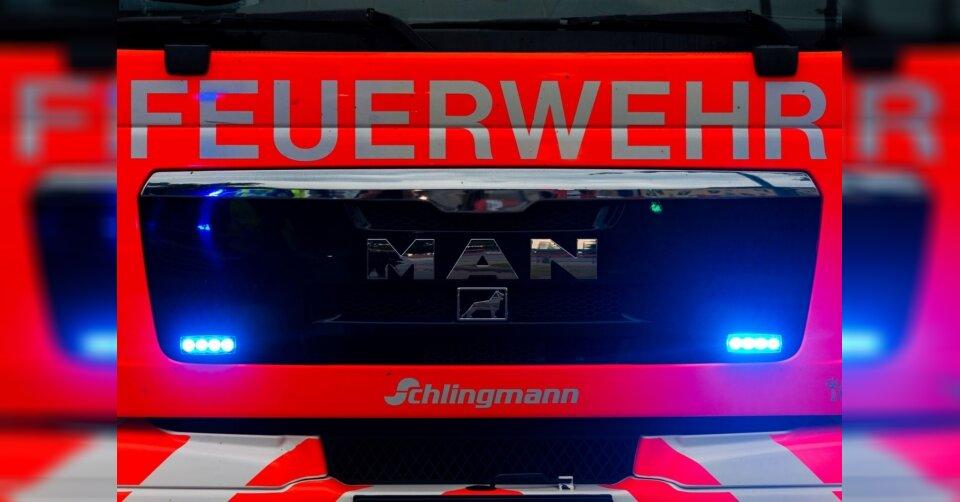 Eine Million Euro Schaden bei Brand in Schreinerei