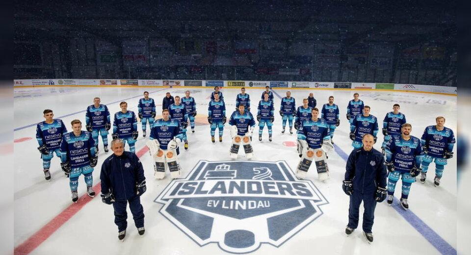 EV Lindau Islanders sehnen ihren Liga-Neustart am 4. Dezember herbei