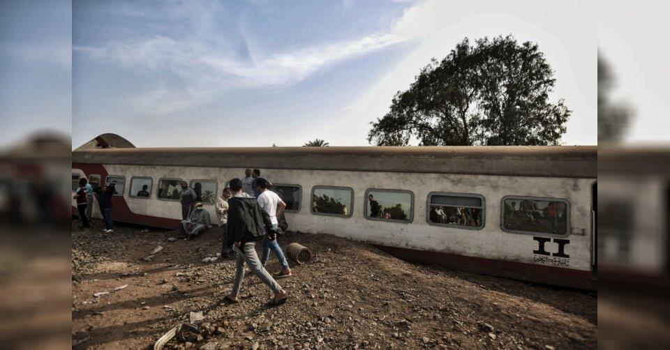 Erneut Zugunglück in Ägypten – mindestens neun Tote