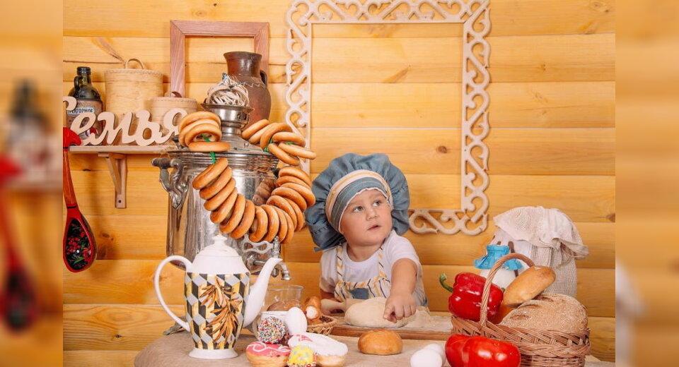 """Online-Vortrag """"Willkommen am Familientisch – Essen und Trinken für Kinder ab einem Jahr"""""""