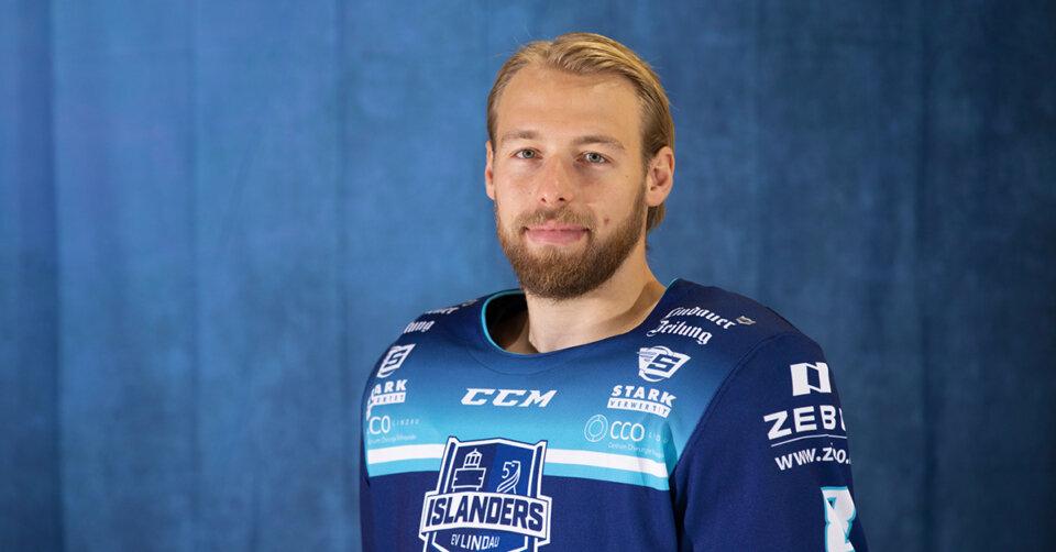 Daniel Schwamberger bleibt zwei weitere Jahre