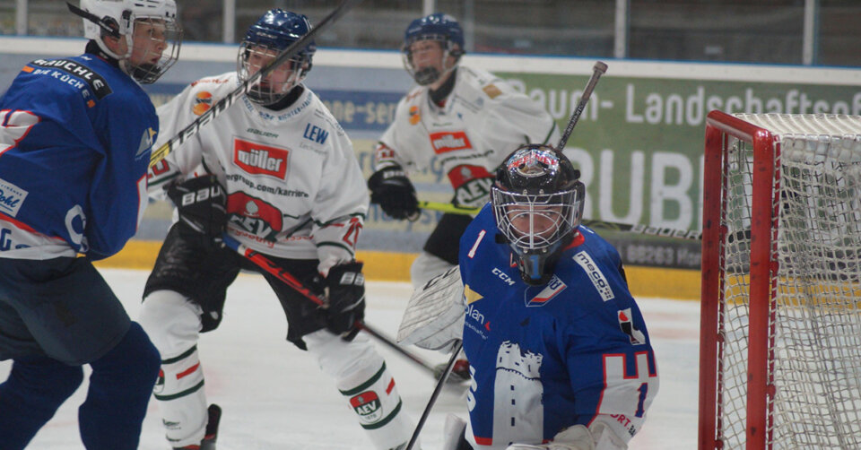 EV Ravensburg: Kuriose Ereignisse bei den U-Mannschaften