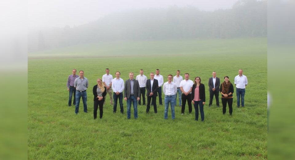 Fachschule für Landwirtschaft überreicht Urkunden an staatlich geprüfte WirtschafterInnen