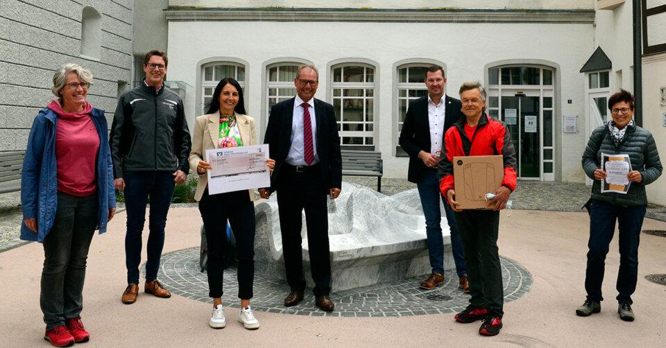 Fahrradaktion der Stadt: 153 Rad-Begeisterte haben ihre Karte zurückgeschickt