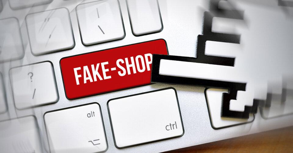 Online-Shop entpuppt sich als Fake-Shop
