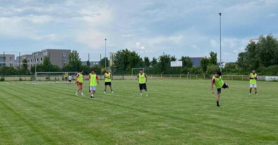 FC Dostluk nimmt Training auf SC-Gelände auf