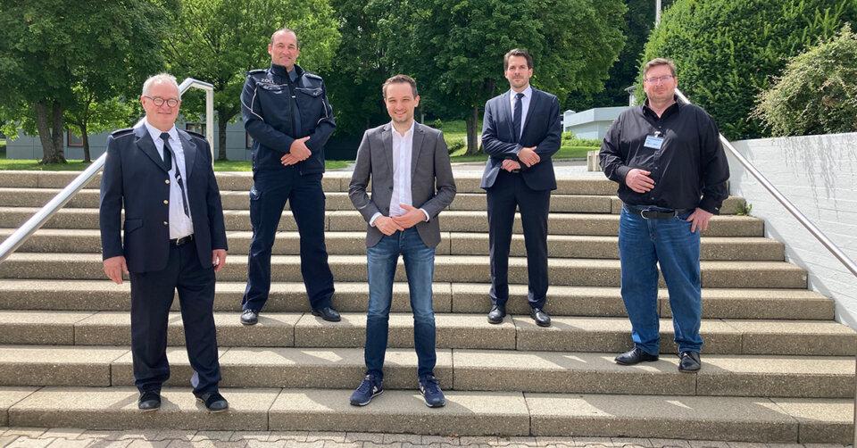 """FDP-Politiker besuchen Generalzolldirektion in Sigmaringen – """"Der Standort Sigmaringen wird durch einen Neubau gestärkt"""""""