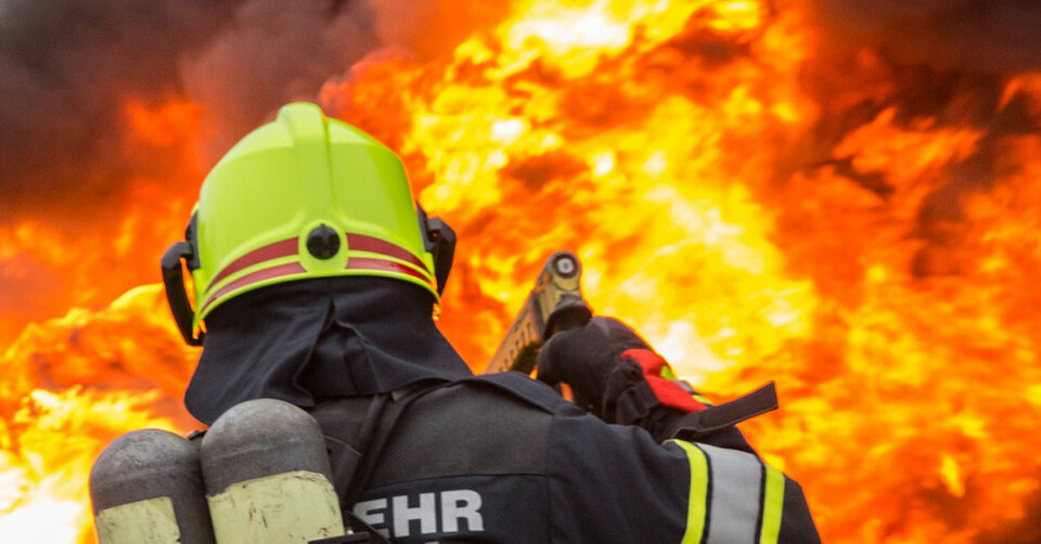 EILMELDUNG: Brand zwischen Aulendorf und Waldsee