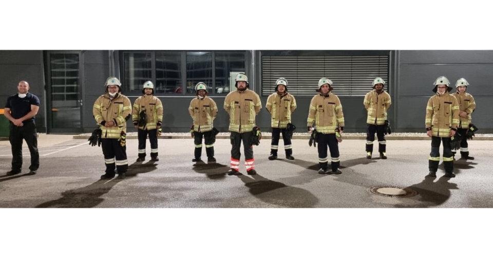 Verstärkung für Lindauer Feuerwehr