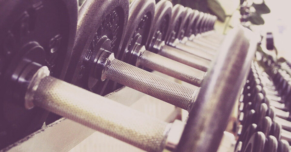 Fitnessstudio kontrolliert