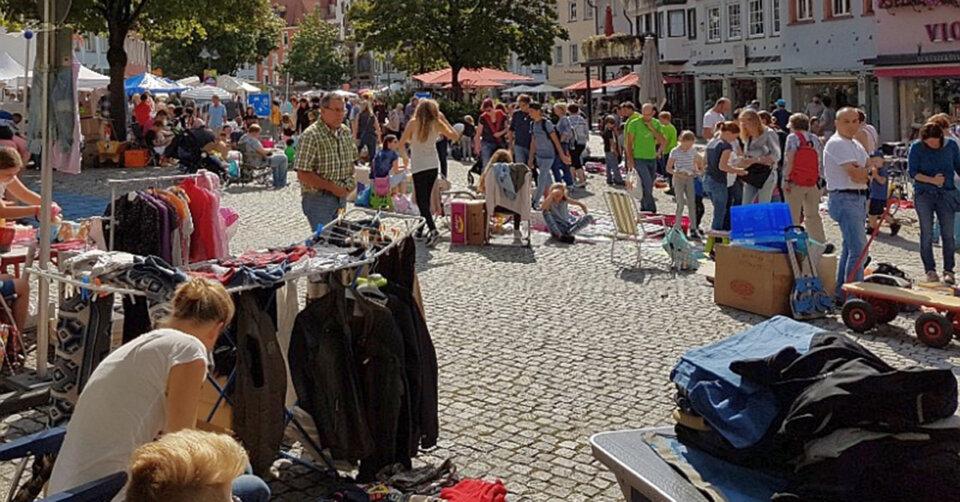 Mai-Flohmarkt in Ravensburg findet leider nicht statt