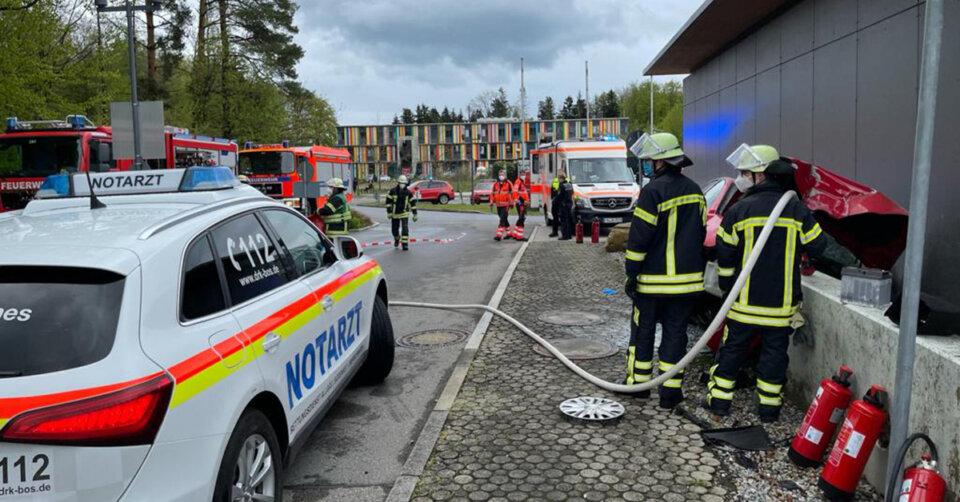 Tödlicher Unfall am Klinikum Friedrichshafen: Weitere Unfallbeteiligte verstorben