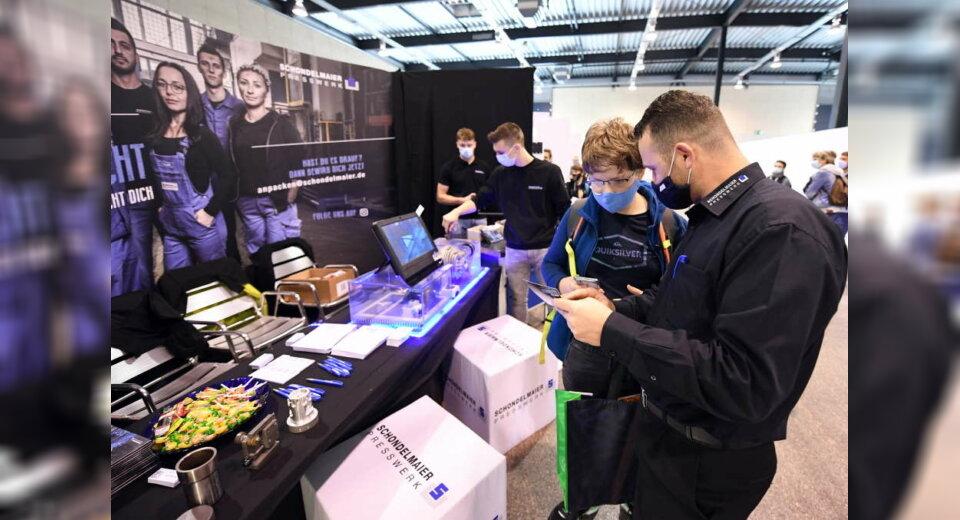 Jobs for Future: Großes Interesse bei Besuchern