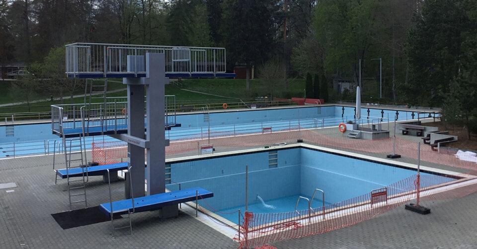 Weingarten: Freibad Nessenreben öffnet am 2. Juni