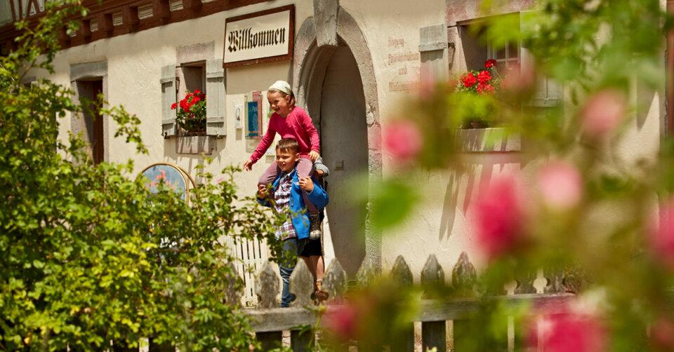 Saisonstart 2021: Freilichtmuseum Neuhausen ob Eck ab Donnerstag wieder geöffnet