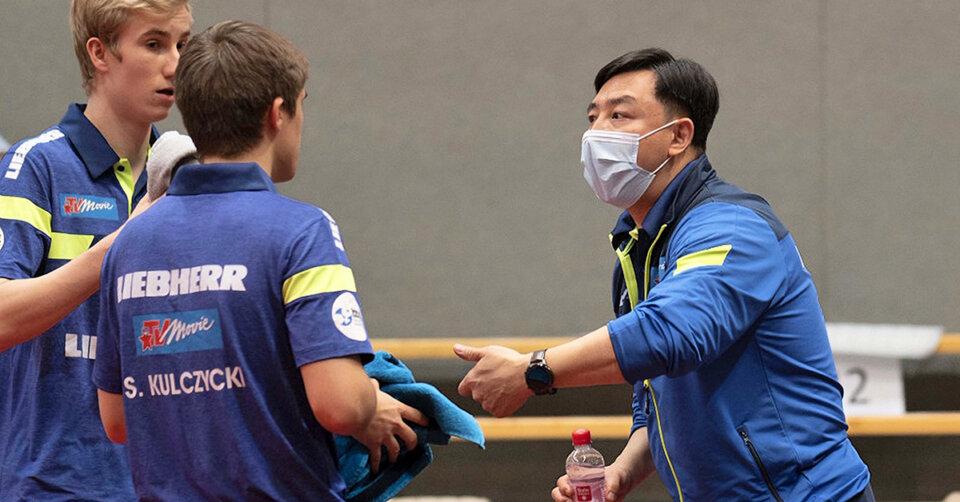 Fu Yong bleibt zwei weitere Jahre TTF-Chefcoach