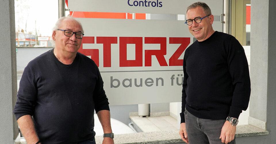 Führungswechsel in der STORZ-Niederlassung Donaueschingen: Karsten Roth folgt auf Manfred Wagner