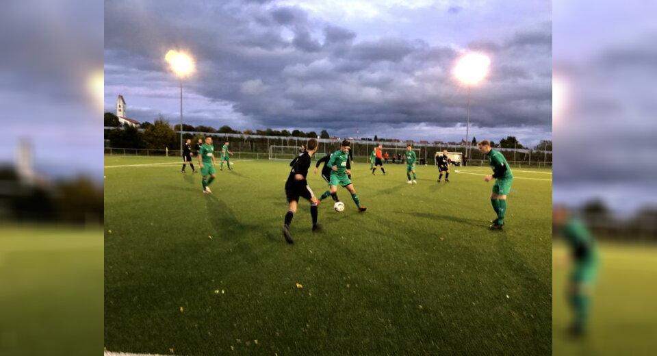 TSG-Fußballer unterliegen erst im Elfmeterschießen
