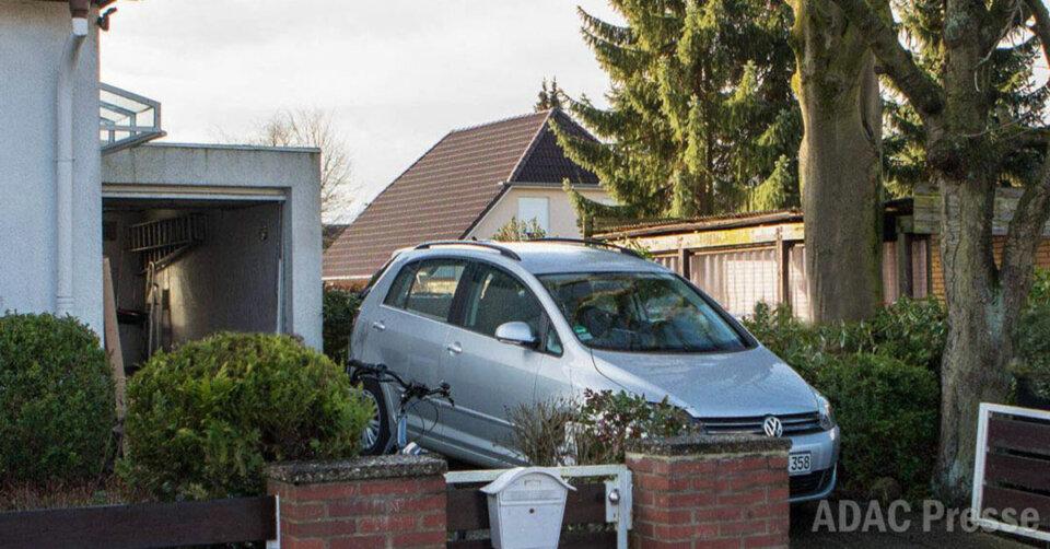"""Kleine Garage, großes Problem: Autos immer """"dicker"""""""