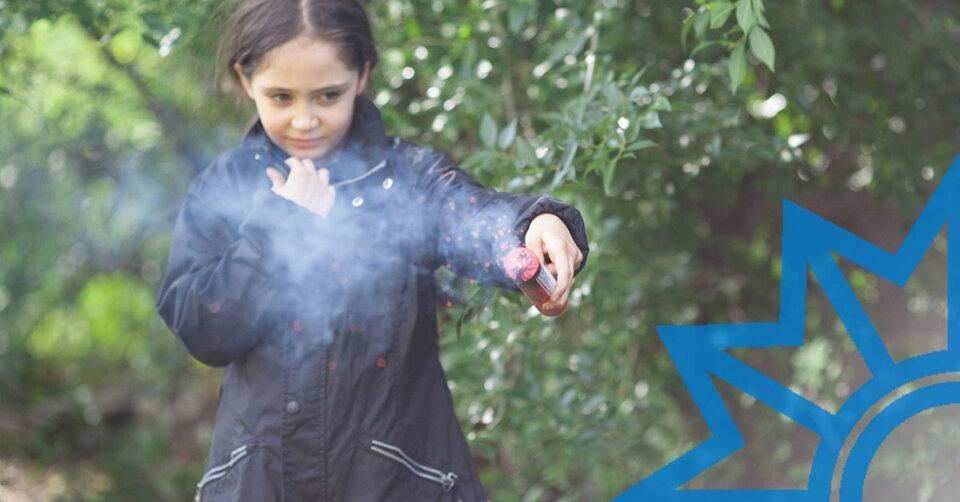 Vorsicht vor Blindgängern – trotz Feuerwerksverbot!