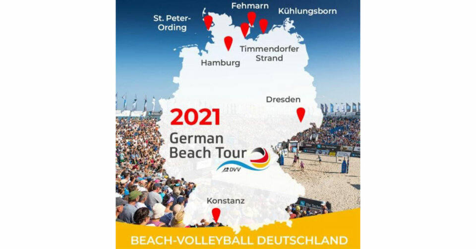 "Die ""German Beach Tour"" kommt an den Bodensee"