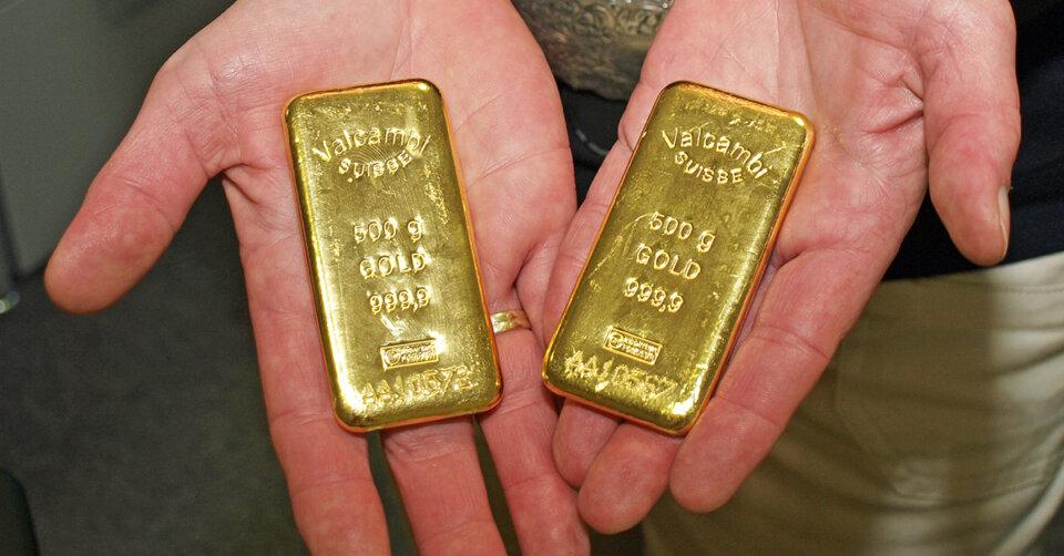 Goldhändler bezahlt 1400 Euro für gefälschte Ware