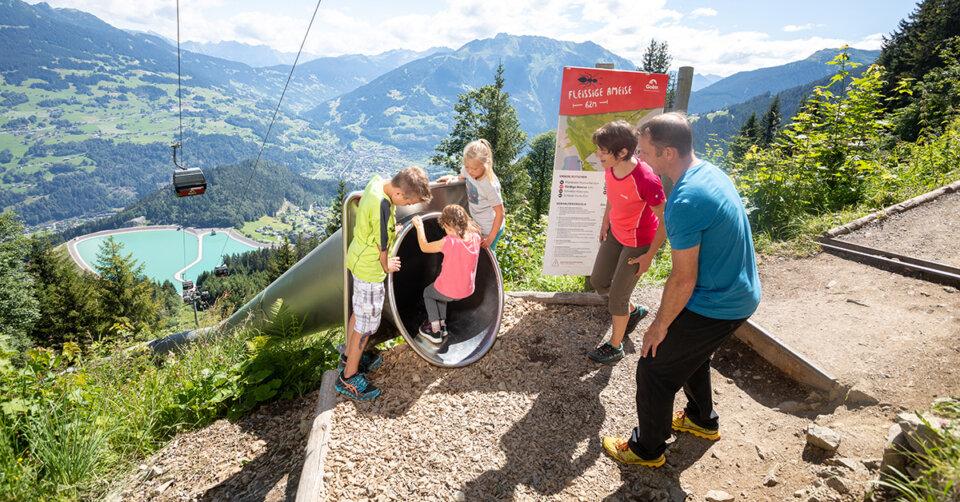 Golm – Der Erlebnisberg im Montafon bietet Spaß für die ganze Familie!