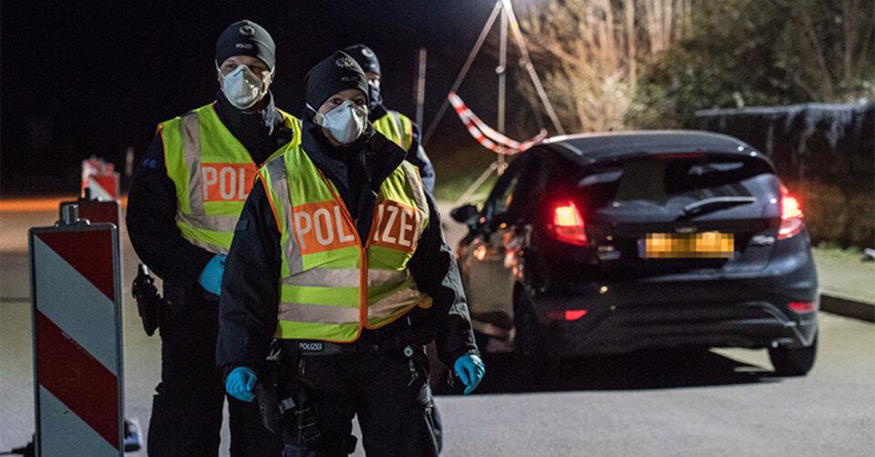 Anzeigenhagel in Füssen: Bundespolizei bringt zwei Migranten hinter Gitter