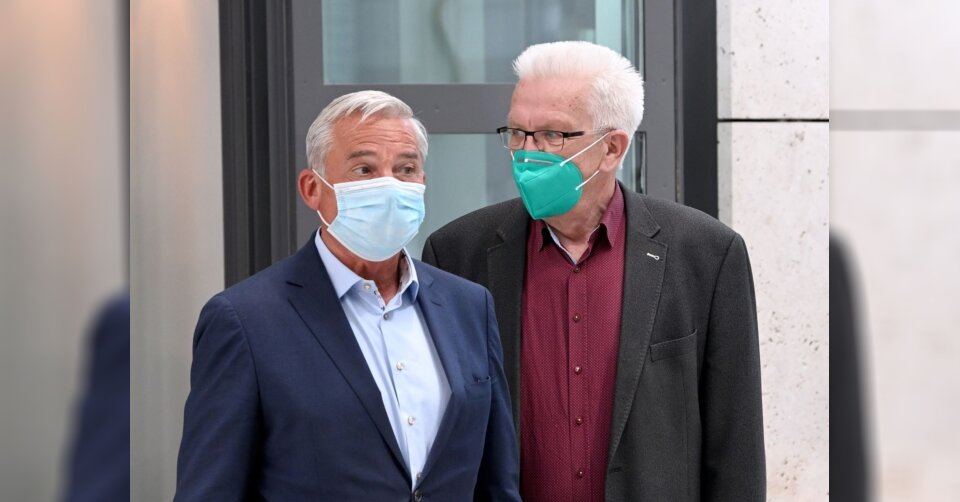 Grün-schwarze Koalition in Baden-Württemberg steht