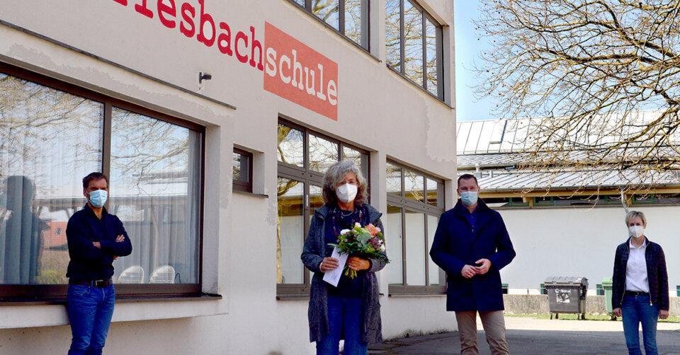 Ernennung von Andrea Proß zur Konrektorin der Durlesbachschule