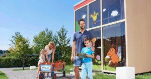 Günstig im Spieleland übernachten: Jetzt 20 Prozent Rabatt auf Ferienhäuser und Forscherzelte sichern!