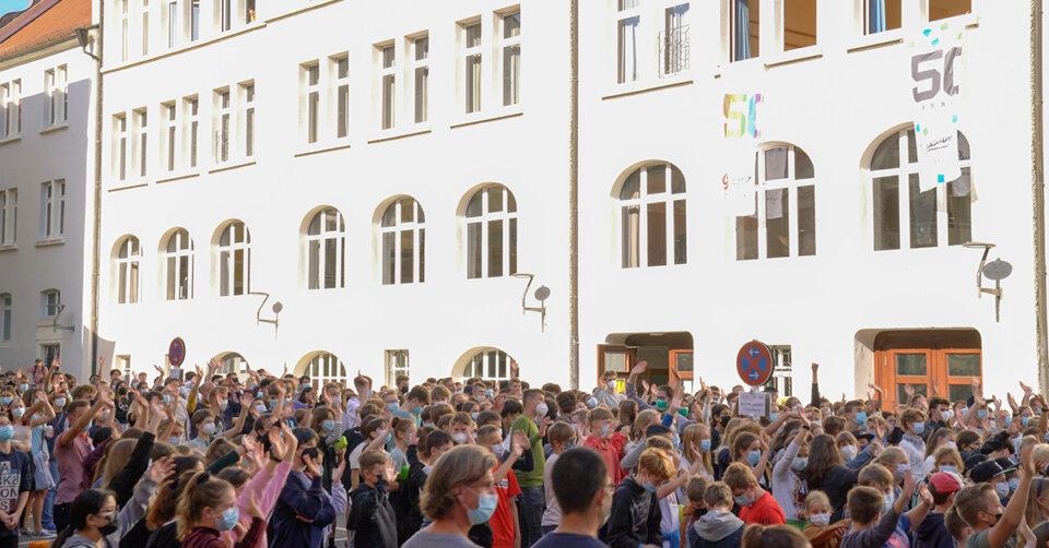 Gymnasium Bad Waldsee feiert 50-jähriges Bestehen