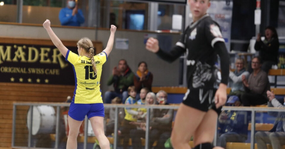 SVA-Handballerinnen starten in die Aufstiegsrunde