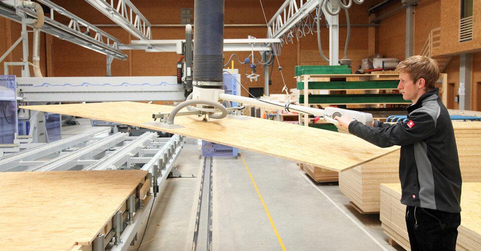Die knapper werdenden Materialen machen der Handwerkskammer Sorgen