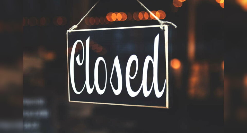 Hauptamt am 14.10. geschlossen