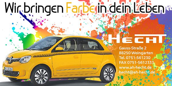 Hecht Weingarten Renault Autohaus