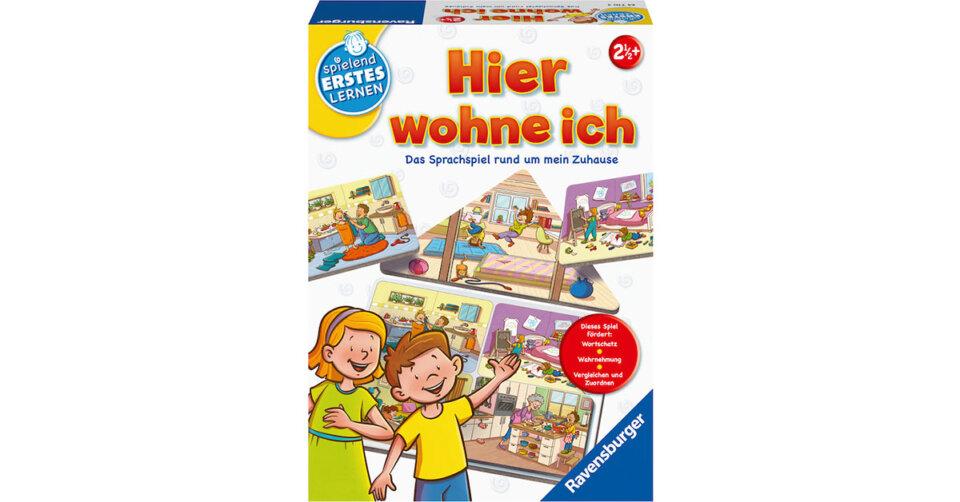 Auszeichnung: Lernspielpreis für Ravensburger Kleinkinderspiel